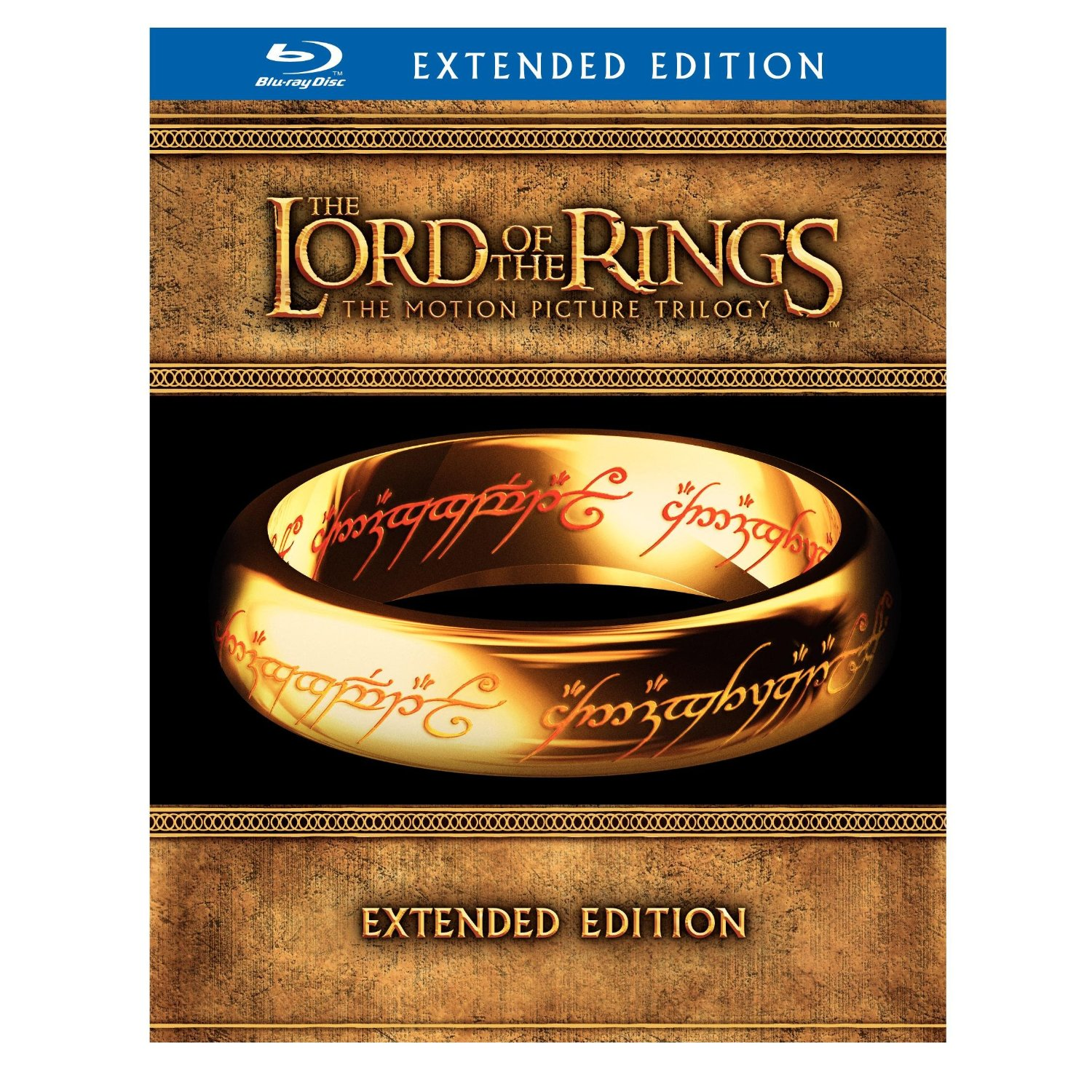 Best Buy Blu Ray Lord Of The Rings Extended