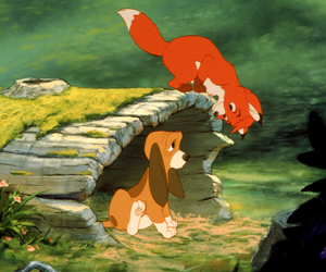 Fox and the Hound' & 'Fox and the Hound 2' On Blu-Ray!!! (A Blu ...