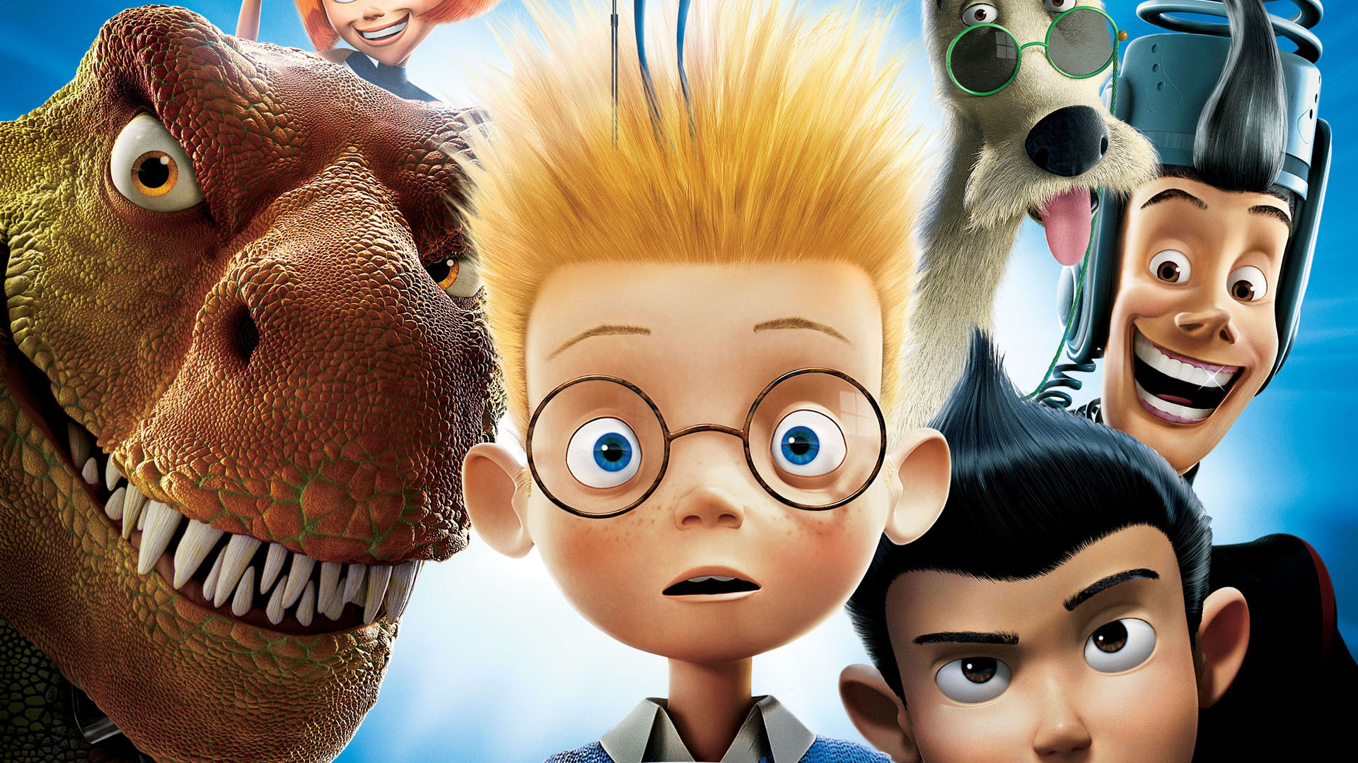 meet the robinsons family scene pic of warm