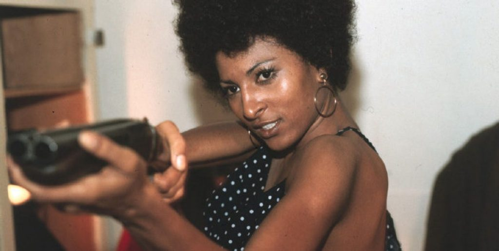 EN-MO-HOWELLCOLUMN01 Pam Grier delivers payback by shotgun in Coffy, one of the blaxploitation flicks she's introducing at TIFF Bell Lightbox this week. Uploaded by: Howell, Peter