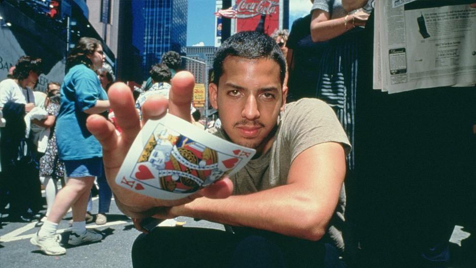 Streetmagic-david blaine
