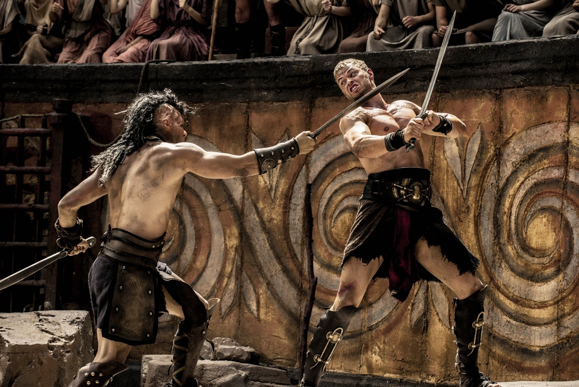 the legend of hercules The legend of hercules synopsis in the epic origin story, kellan lutz stars as the mythical greek hero - the son of zeus, a half-god, half-man blessed with extraordinary strength.