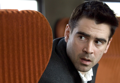 Colin Farrell ... In Bruges.