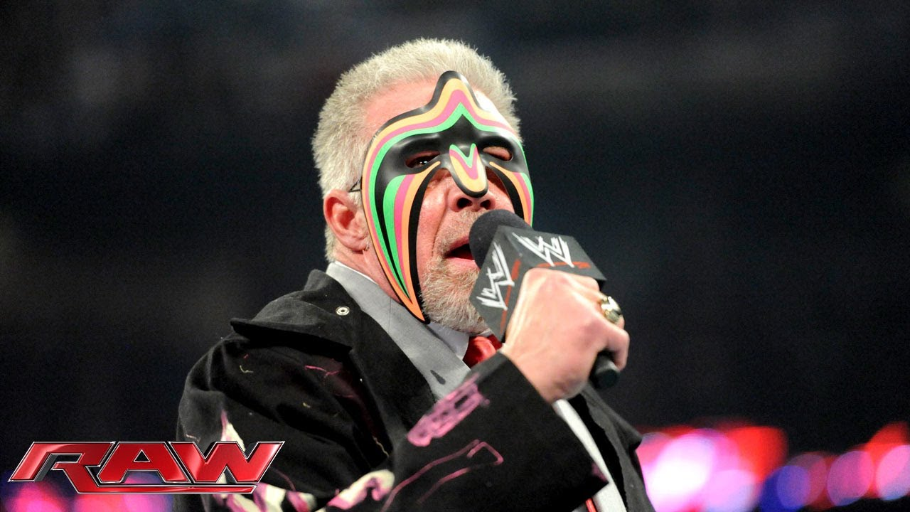 Ultimate Warrior 2012 Return Once