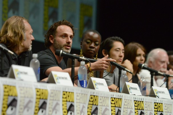 2013-Comic-Con-The-Walking-Dead-Panel