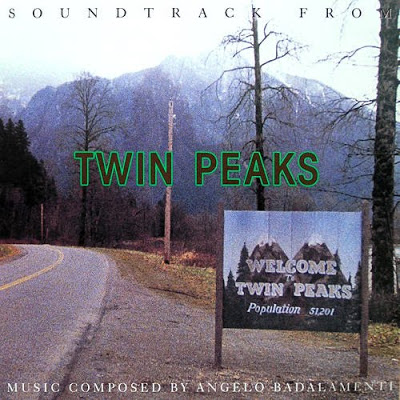 Twin Peaks - TV Series Score - Front