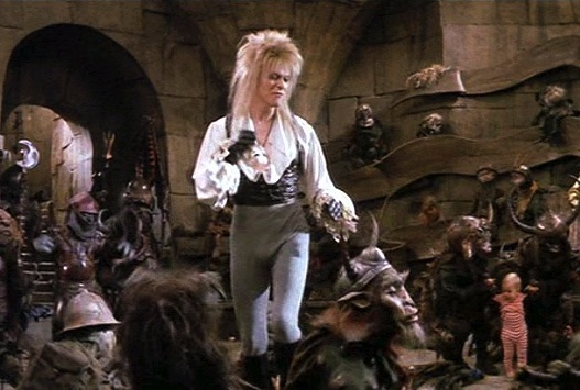 Boomstick Comics » Blog Archive Billy Crystal and Brian ... Labyrinth David Bowie