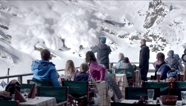 Image result for FORCE MAJEURE film