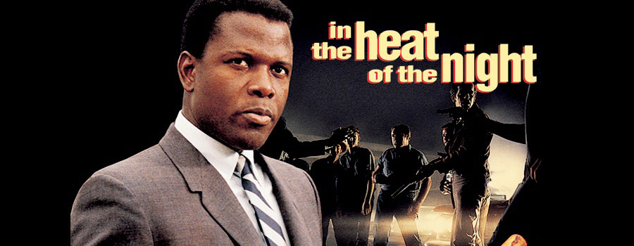 Image result for poster - in the heat of the night 1967