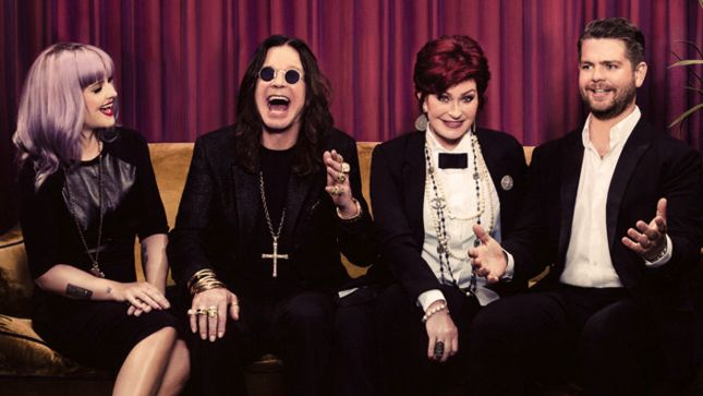 Boomstick Comics » Blog Archive 'The Osbournes' Are Coming ...