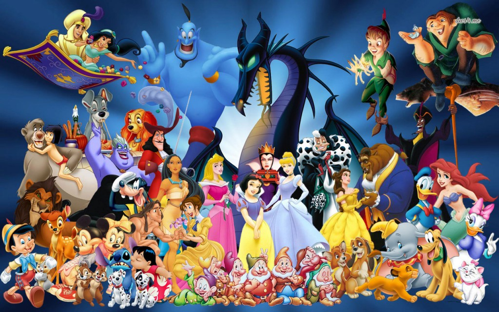 disney-animated-cartoon-characters-wallpaper