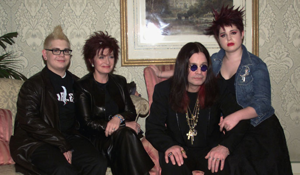 Boomstick Comics » Blog Archive 'The Osbournes' Are Coming ...Ozzy Osbourne Family 2014