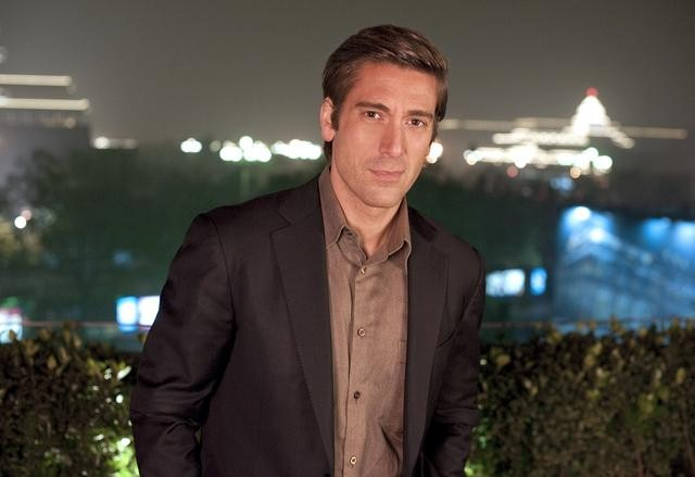 DAVID MUIR IN BEIJING