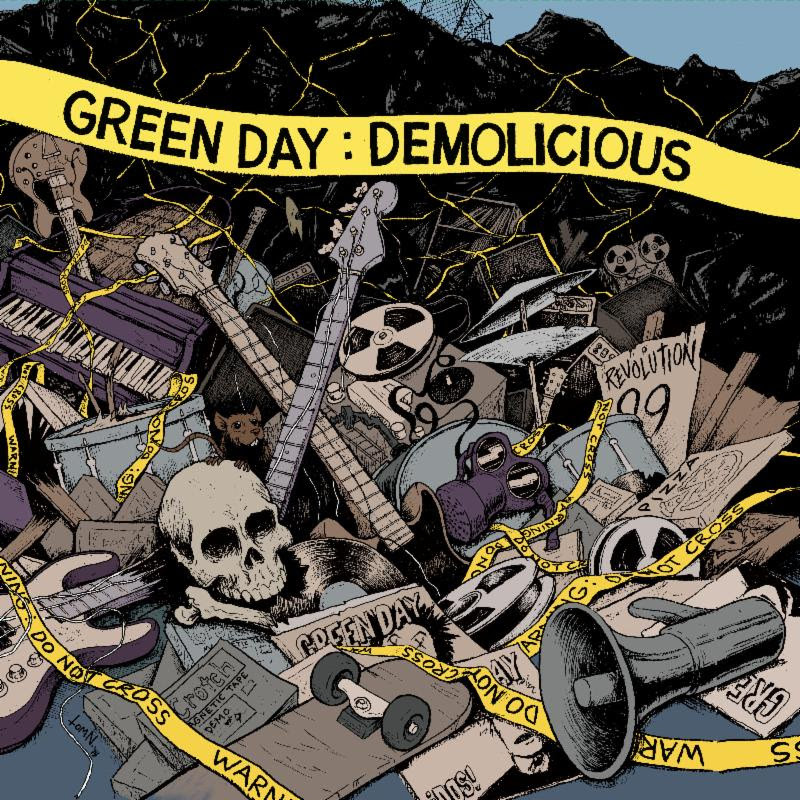 demolicious-greenday