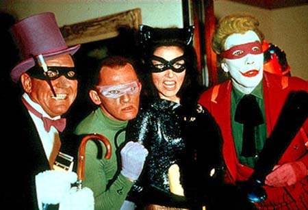 Adam West villains