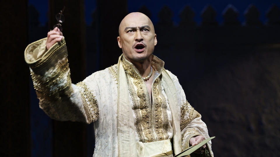 Theater Review The King and I
