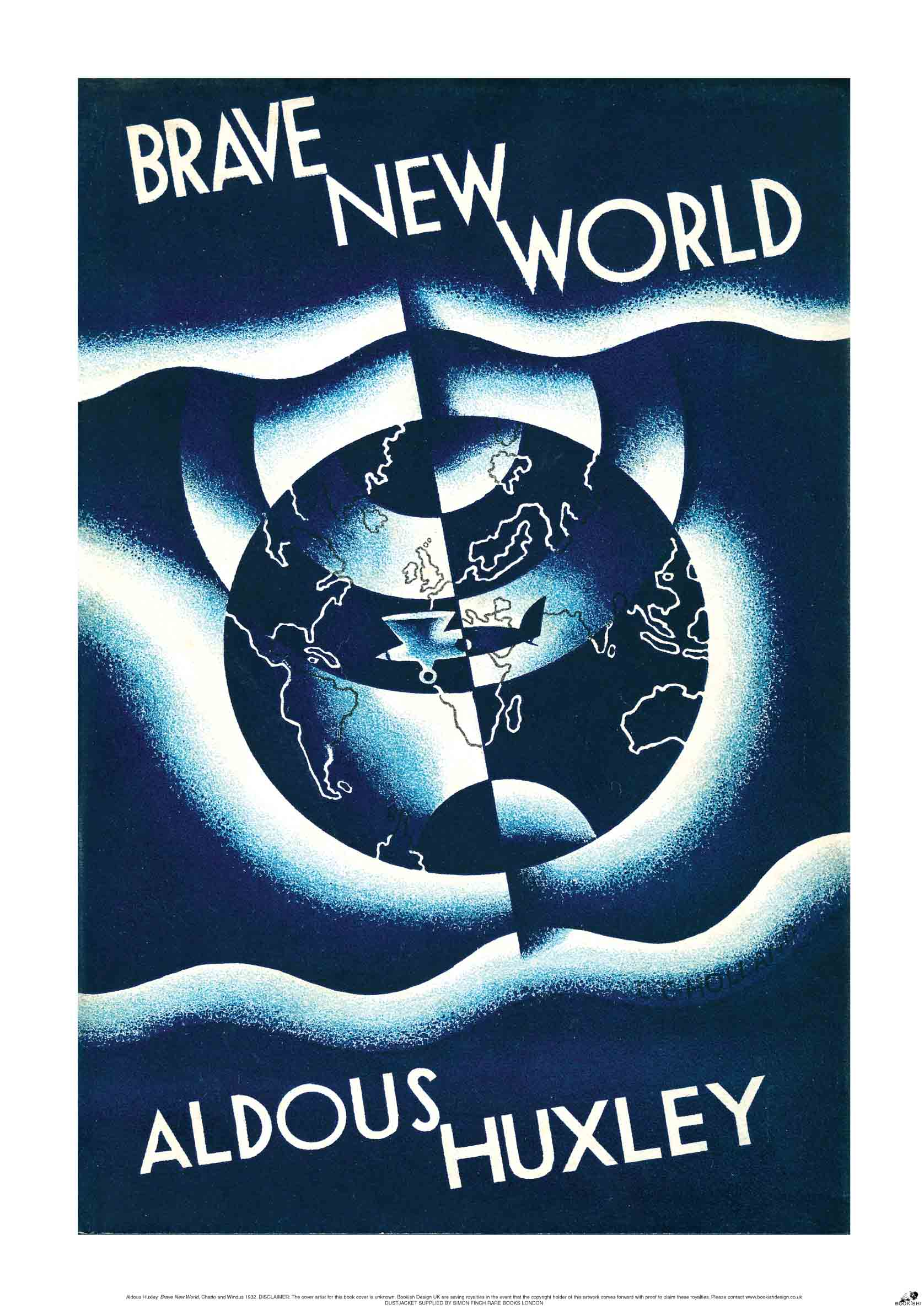 an overview of the three novels brave new world animal farm and 1984
