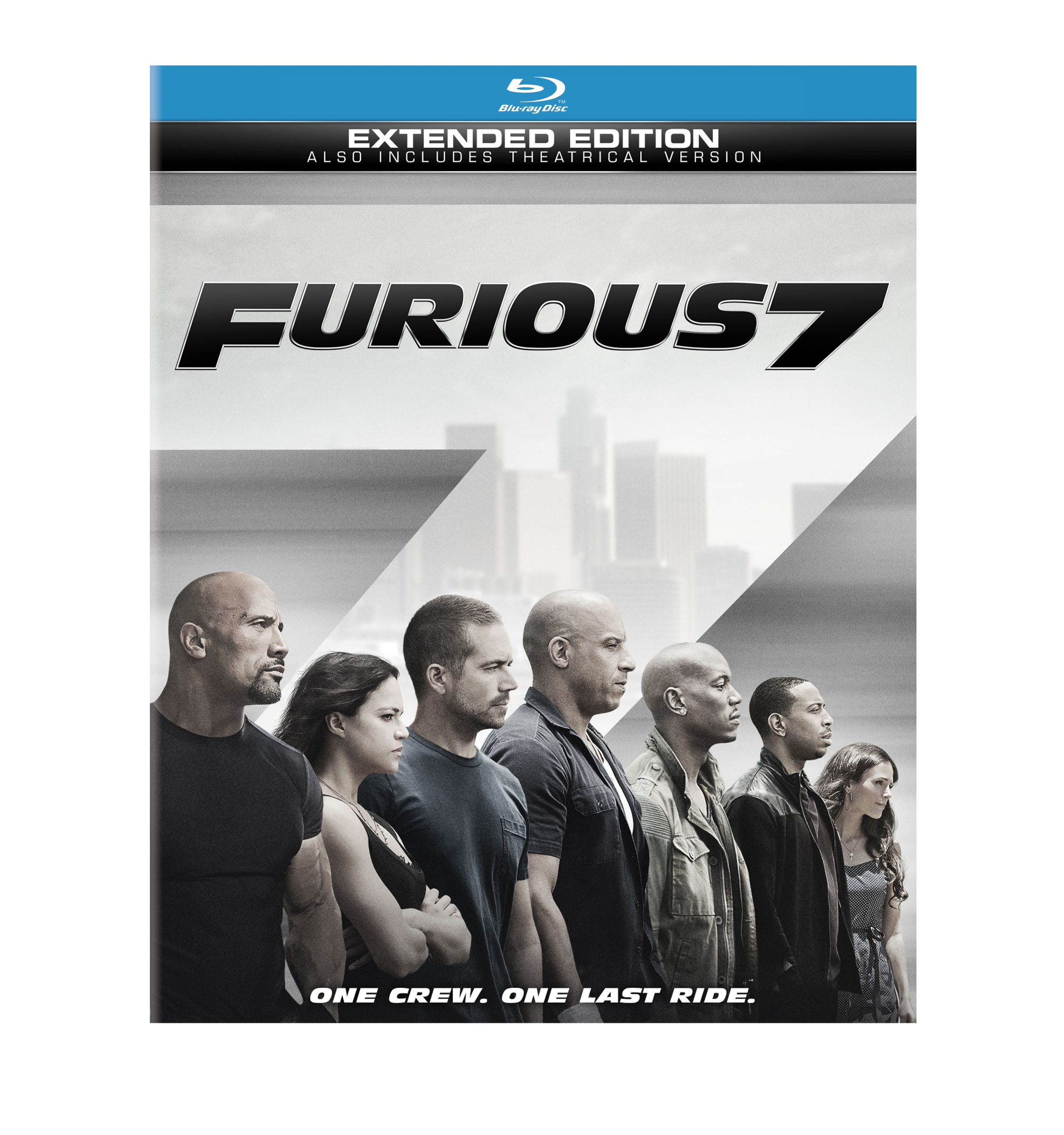 boomstick comics blog archive 39 furious 7 39 available on blu ray and dvd this fall. Black Bedroom Furniture Sets. Home Design Ideas
