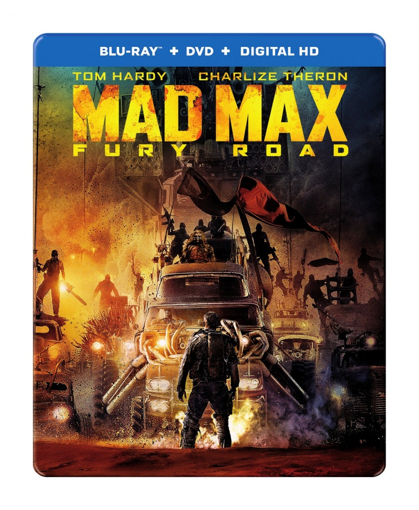 Mad Max Fury Road Box Art_2D