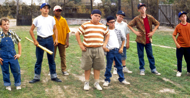 sandlot for slide show