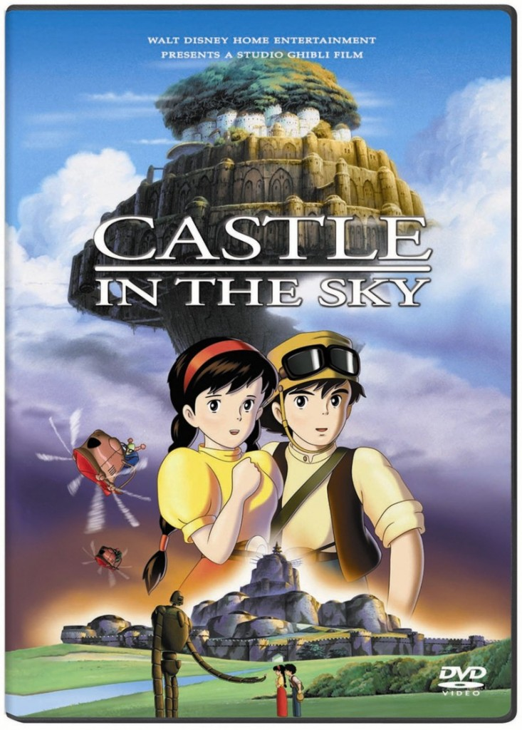Laputa Castle In The Sky