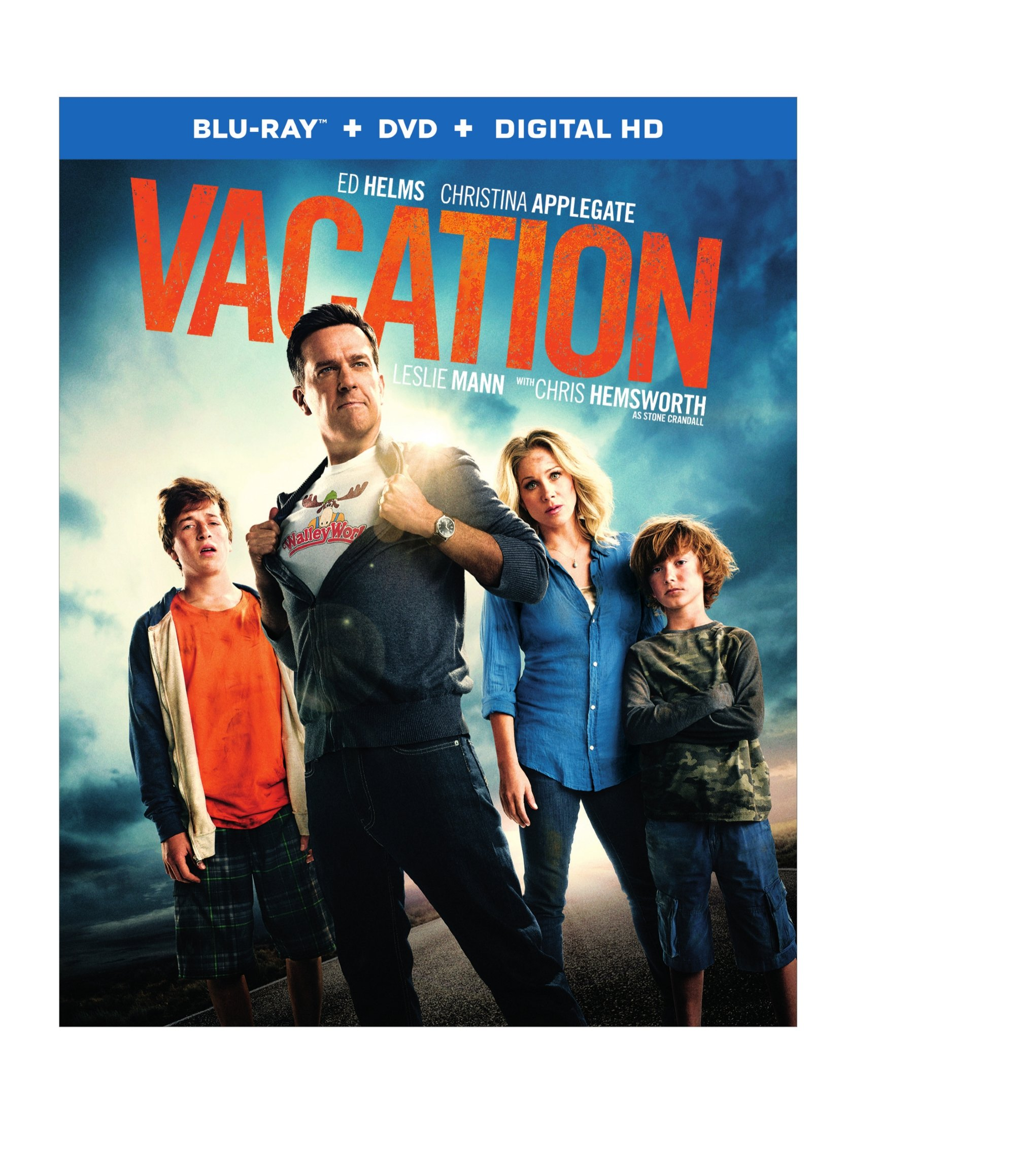 Vacation Box Art 2D