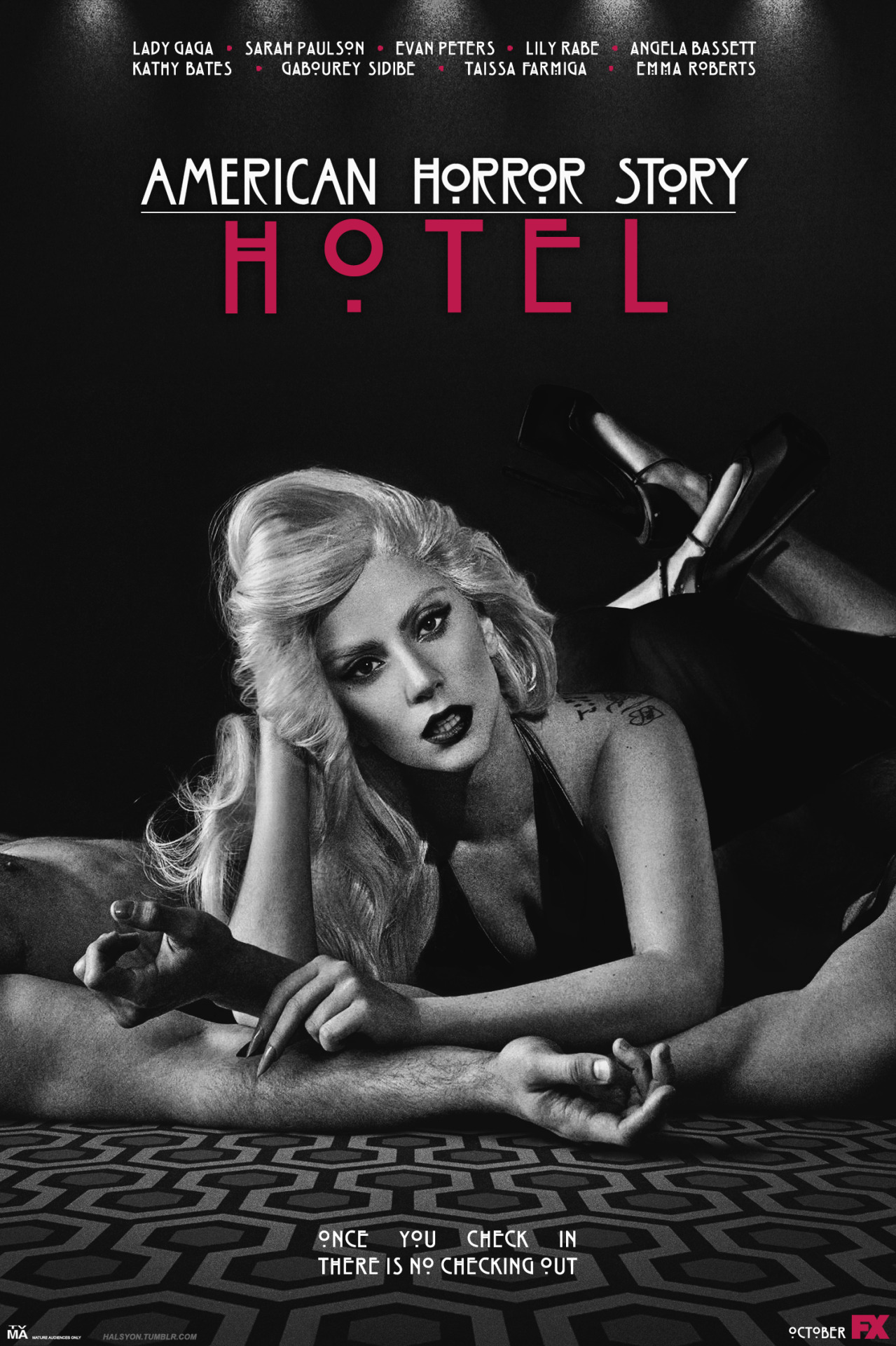 Boomstick Comics » Blog Archive Trailer Drops For 'American Horror Story: Hotel'!!! - Boomstick ...