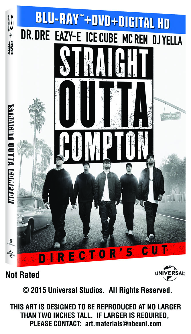 Boomstick Comics » Blog Archive 'Straight Outta Compton ...