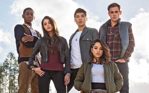PowerRangers_Cast
