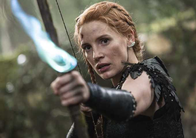 The Huntsman Winters War - Chastain
