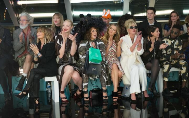 Absolutely Fabulous - Fashion