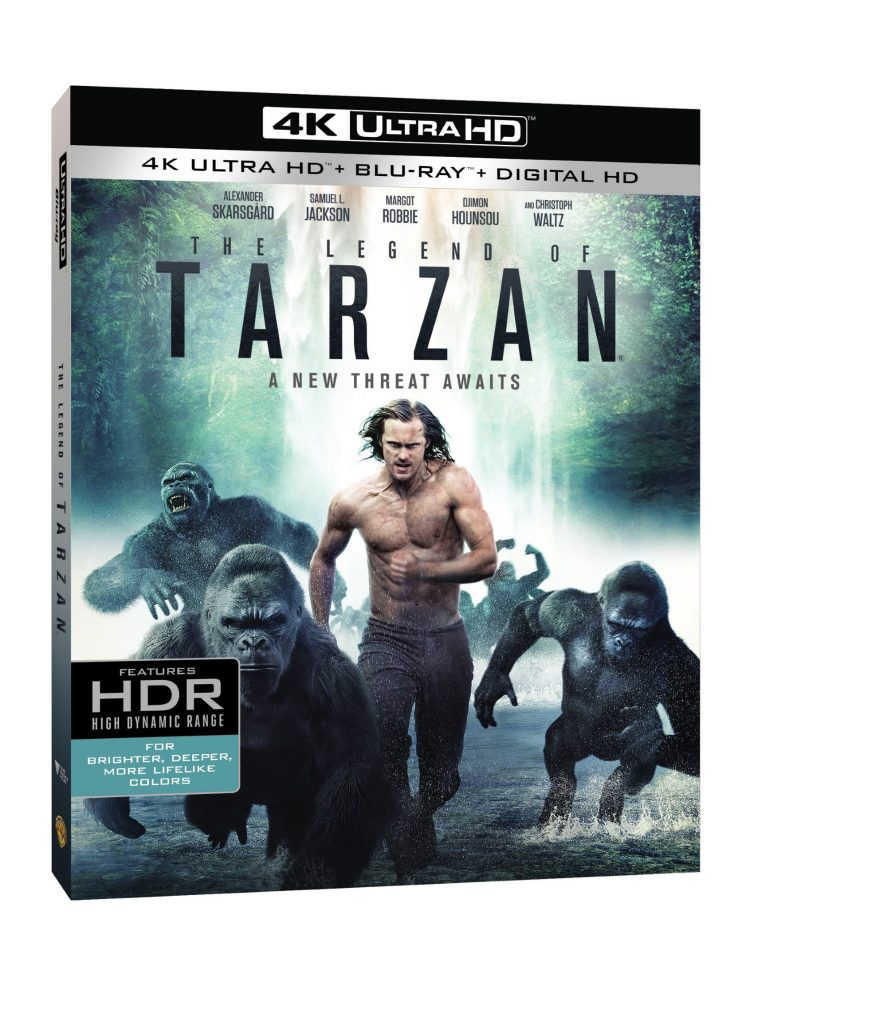 The Legend of Tarzan 4K_3D