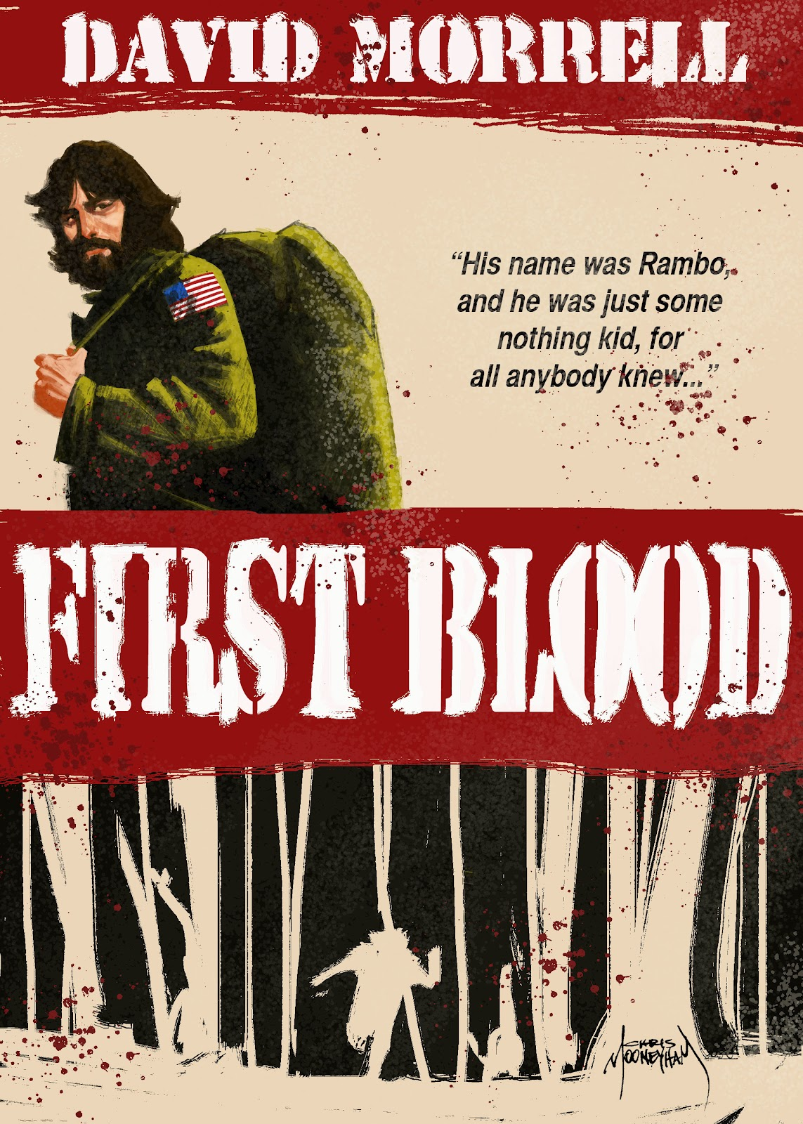 Book Covered In Blood : Boomstick comics your guide to music film and