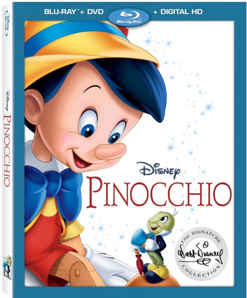 pinocchiosignaturecollbluray