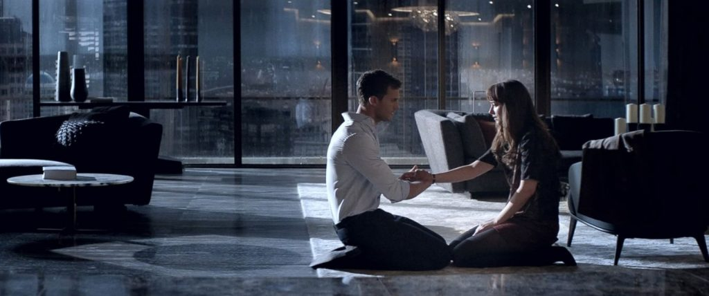 Fifty Shades Darker - Aa & Christian Propose