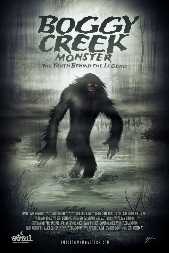 Boggy-Creek-Poster
