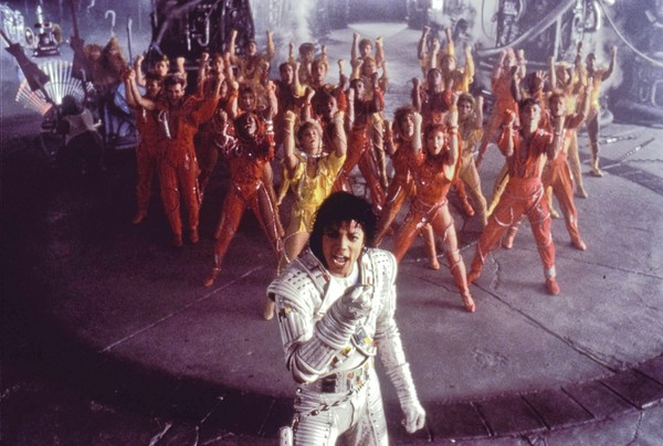 Michael Jackson Captain EO