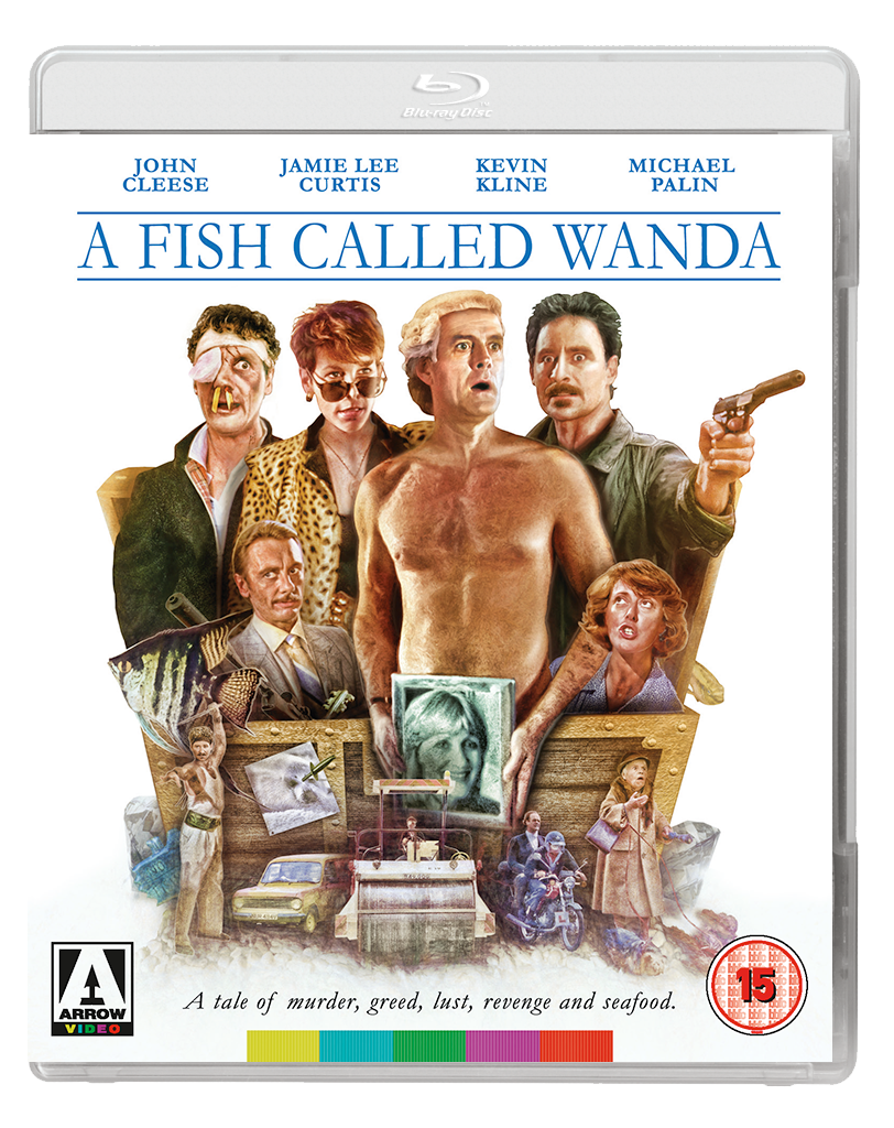 an analysis of the film a fish called wanda