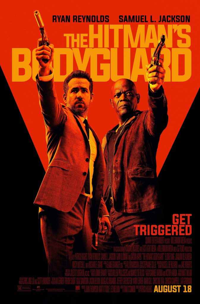 The Hitmans Bodyguard 2017 movie download Bluray
