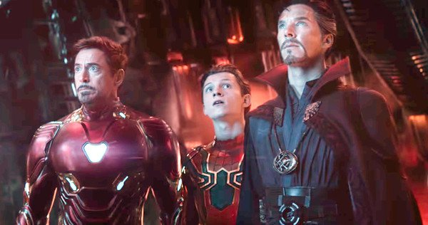 boomstick comics » blog archive film review #2: 'avengers: infinity