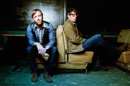 Press shot courtesy of The Black Keys.