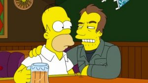 tom waits simpsons