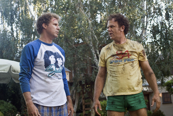 Step Brothers movie image Will Ferrell and John C. Reilly