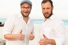 Seth Rogen, Evan Goldberg