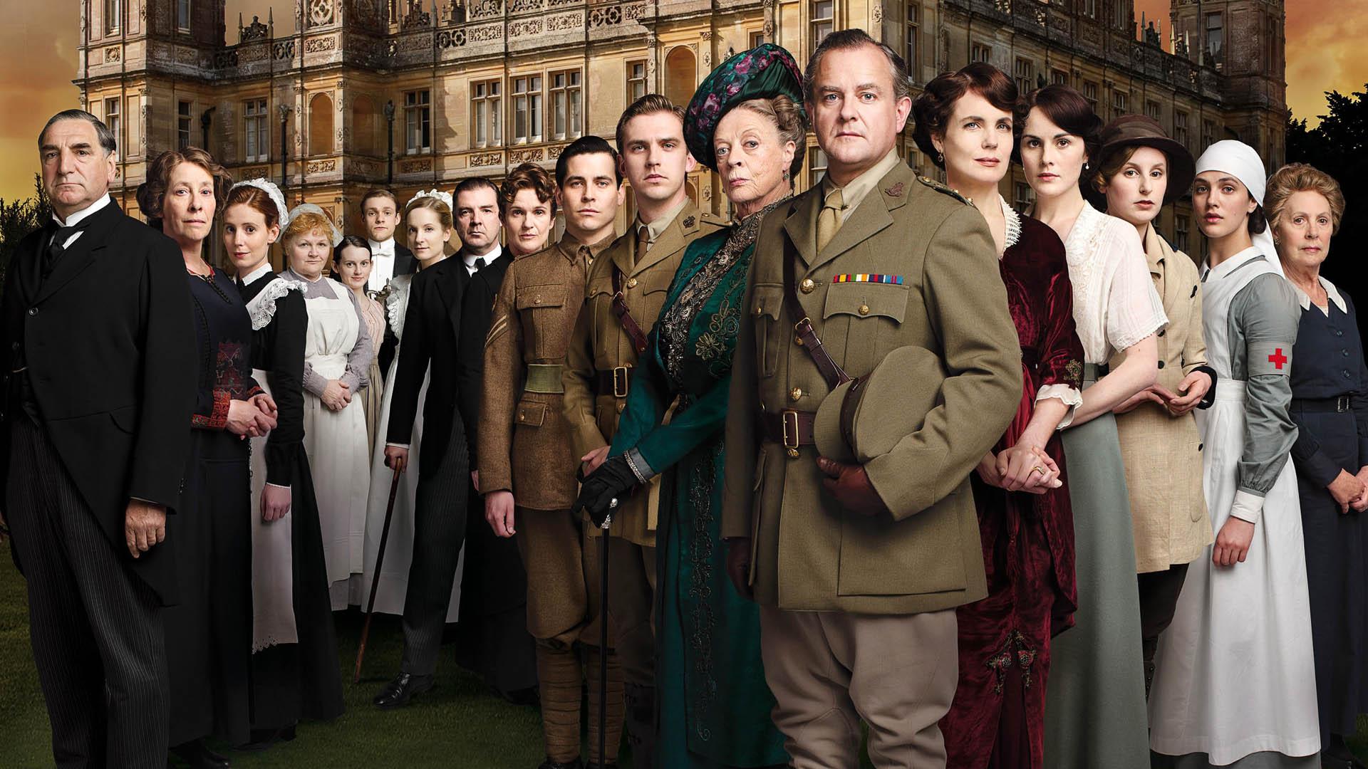 Downton-Abbey-Cast
