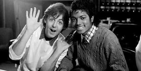 Jackson and McCartney