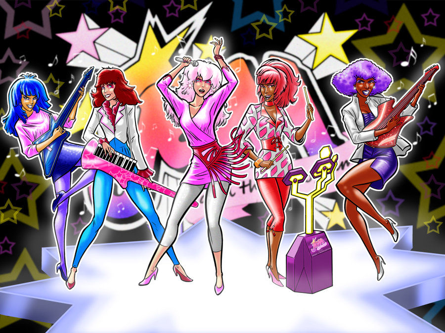 JEM_and_the_HOLOGRAMS_by_Thuddleston