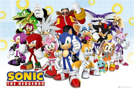 Boomstick Comics » Blog Archive Sonic the Hedgehog Being ...