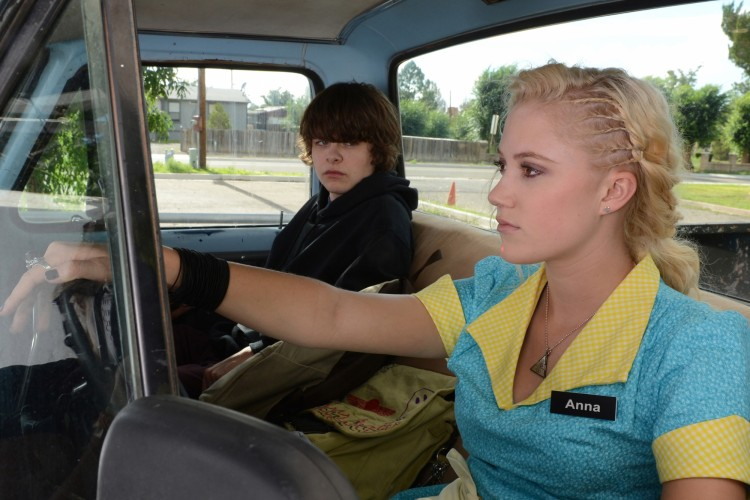 Brendan-Meyer-and-Maika-Monroe-in-The-Guest-2014-Movie-Image-750x500