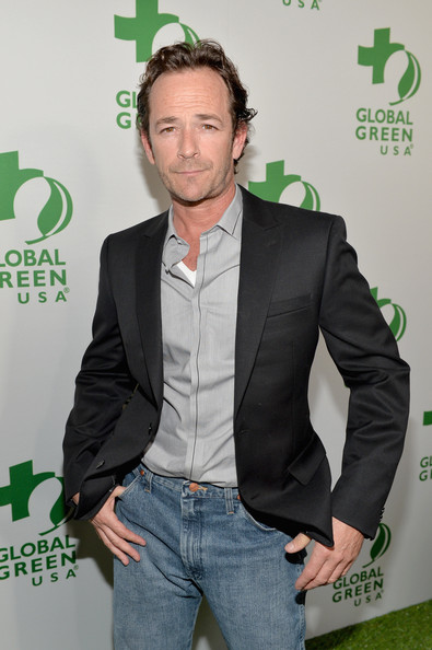 Luke+Perry+Arrivals+Global+Green+USA+11th+J4QXpGrkonbl